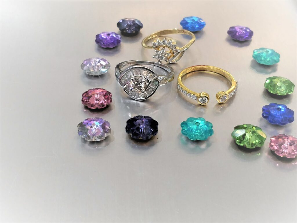 Diamond Rings Women
