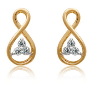 Infinite Star Diamond Earrings