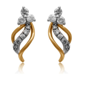 Radhika Diamond Earrings