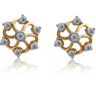 Octo Diamond Earrings