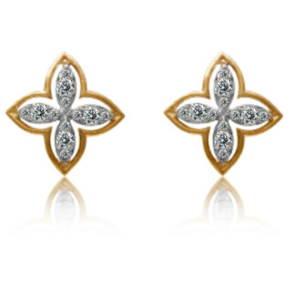 Gloriway Diamond Earrings