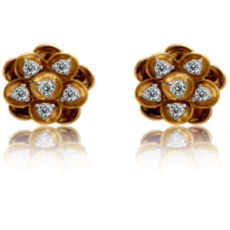 Star Queen Diamond Earrings