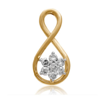 Infinite Star Diamond Pendant