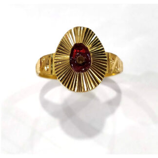 BK BABA GOLD RING