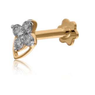 Forsp Diamond Nose Pin