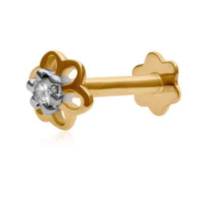 Liliput Diamond Nose Pin